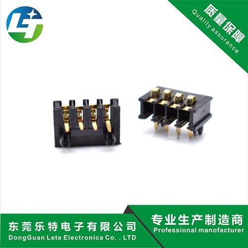 電池連(lian)接器2.0間距4P